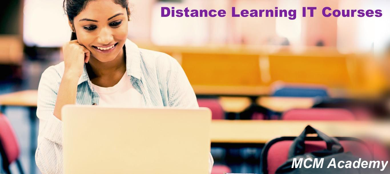 Distance learning IT Courses