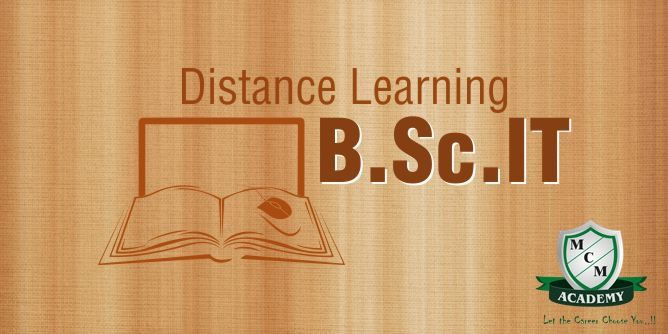 Online b.sc IT distance Education
