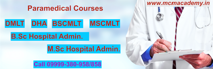 Distance Online Paramedical Courses
