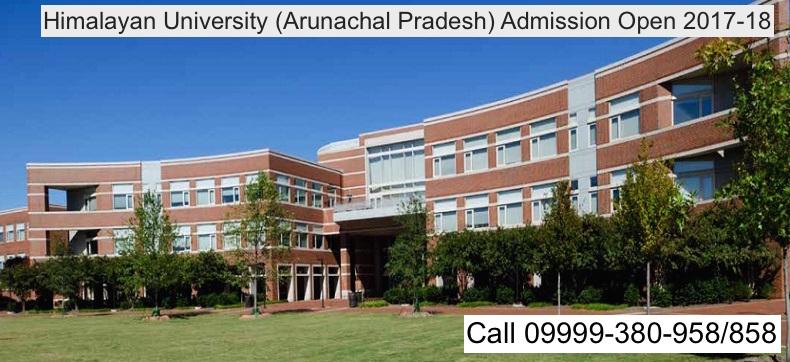 Himalayan University, Arunachal Pradesh