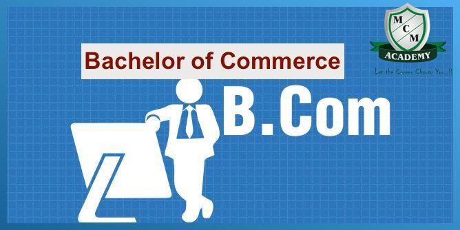 B.Com One sitting Degree | Bachelor of Commerce 2021