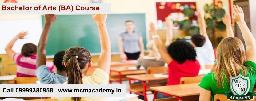 BA Degree Manav Bharti University
