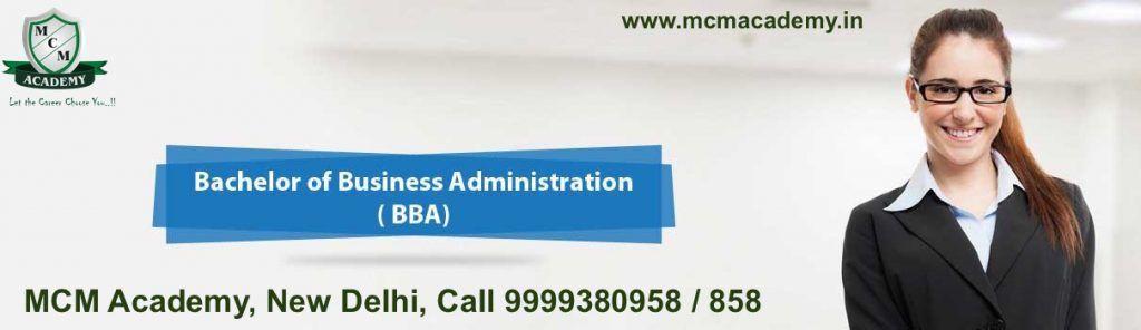 BBA Degree Manav Bharti University