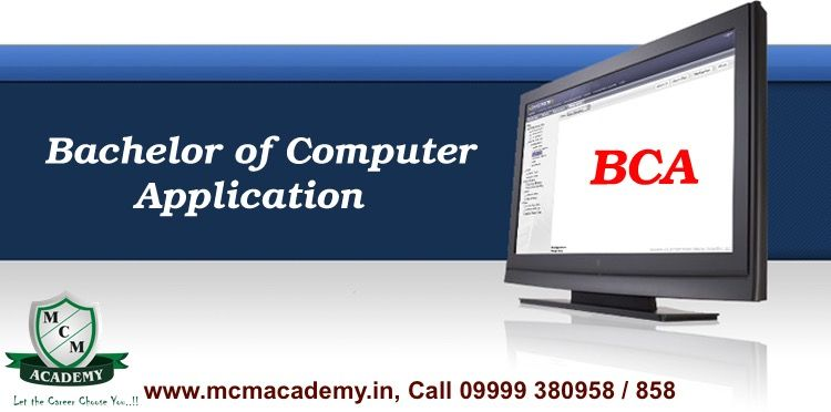 BCA Degree in One Year