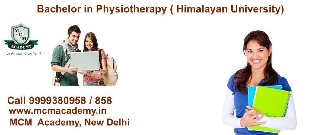 Bachelor in Physiotherapy himalayan university