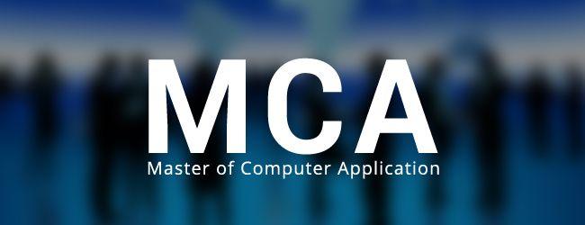 MCA Degree One Year