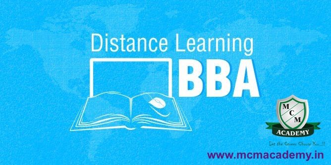 BBA Degree Course in Fast Track
