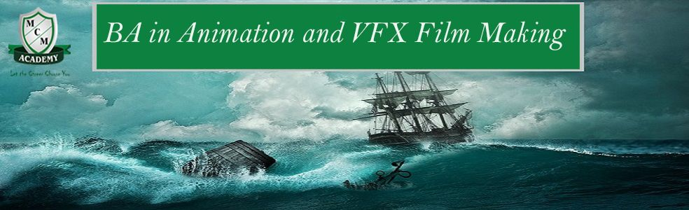 BA in Animation and VFX Film Making