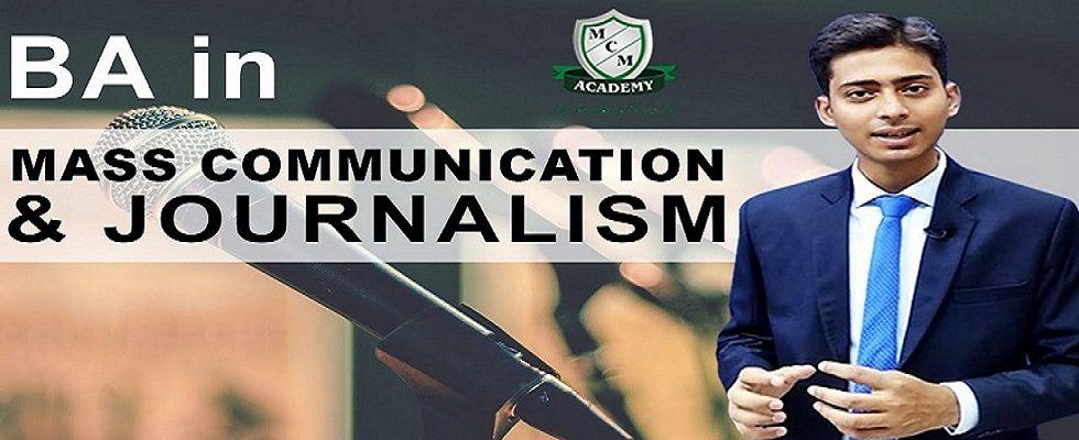 ba journalism